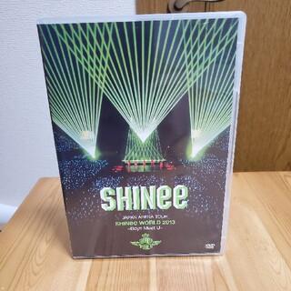 SHINee - JAPAN ARENA TOUR SHINee WORLD 2013~Boys