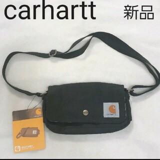 カーハート(carhartt)の新品 carhartt  ショルダーバッグ  エッセンシャルズ ポーチ 黒(ショルダーバッグ)