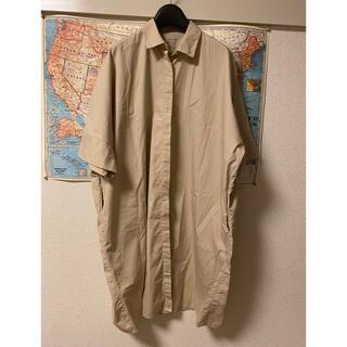 ムジルシリョウヒン(MUJI (無印良品))の無印良品オーバーシャツ(カットソー(半袖/袖なし))