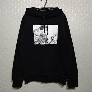 シュプリーム(Supreme)のSupreme AKIRA Arm Hooded Sweatshirt 希少S(パーカー)