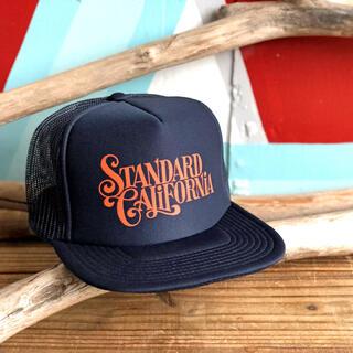 スタンダードカリフォルニア(STANDARD CALIFORNIA)のスタンダードカリフォルニア グリーンルーム限定キャップ 限定販売(キャップ)