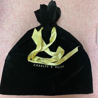 チャールズアンドキース(Charles and Keith)のチャールズアンドキース プレゼント袋 ショップ袋 ラッピング 保管袋(ショップ袋)