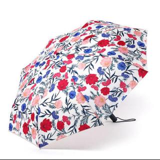 ケイトスペードニューヨーク(kate spade new york)のケイトスペード ♡折りたたみ傘(傘)