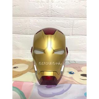 ディズニー(Disney)の香港ディズニーランド♥マーベル アイアンマン 光るヘッドケース♥(アメコミ)