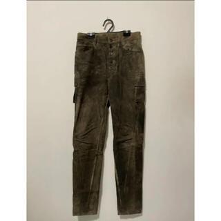 """マルタンマルジェラ(Maison Martin Margiela)のWILDFRAULEIN 71 """"Skinny Cargo Pants"""" 泥染め(ワークパンツ/カーゴパンツ)"""