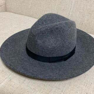ユニクロ(UNIQLO)のハット帽子(ハット)