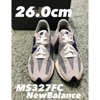 ニューバランス(New Balance)の【新品】MS327 Journal Standard 別注 グレー 26.0cm(スニーカー)