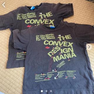 コンベックス(CONVEX)のCONVEX Tシャツ 兄弟ペア 100.95cm(Tシャツ/カットソー)