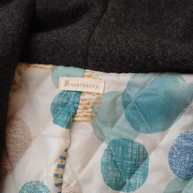 Solberry(ソルベリー)のソウルベリー アウター迷子さんのためのコート レディースのジャケット/アウター(ロングコート)の商品写真