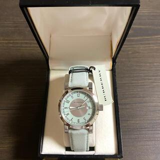 バーバリー(BURBERRY)の【新品!!】バーバリー 腕時計 BU7109 夏 山や海 旅行 定価4.3万🎀(腕時計)