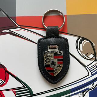 ポルシェ(Porsche)の★ポルシェ 純正 930 993 996 997 991 キーホルダー  ★(車内アクセサリ)
