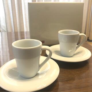 アレッシィ(ALESSI)のALESSI ペアマグカップ 未使用品(グラス/カップ)