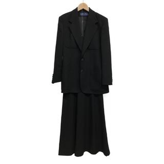 ラルフローレン(Ralph Lauren)の美品 ラルフローレン ロングスカートスーツ レディース 9(ひざ丈スカート)