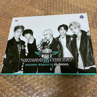 シャイニー(SHINee)のSHINee World Ⅲ in Seoul DVD(ミュージック)