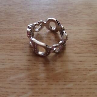 クリスチャンディオール(Christian Dior)のDiorの指輪(リング(指輪))