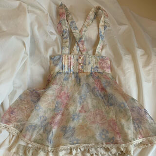 リズリサ(LIZ LISA)のリズリサ♡チューリップスカート(ミニスカート)