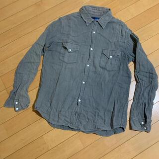 ガイジンメイド(GAIJIN MADE)のガイジンメイド ガーゼ スナップボタンシャツ(シャツ)