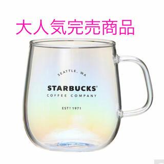 スターバックスコーヒー(Starbucks Coffee)のスターバックス 耐熱グラスマグラスター スタバ(グラス/カップ)