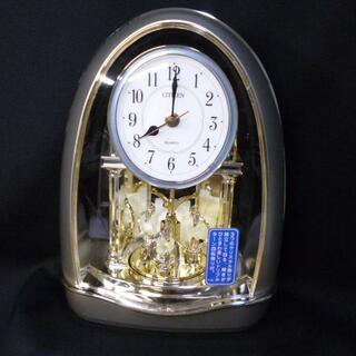CITIZEN - アンティーク シチズン トリプルターン731 回転置時計
