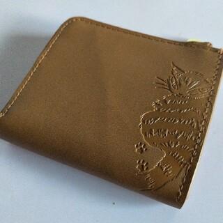 タカラジマシャ(宝島社)のダヤン 二つ折り財布 美品(財布)