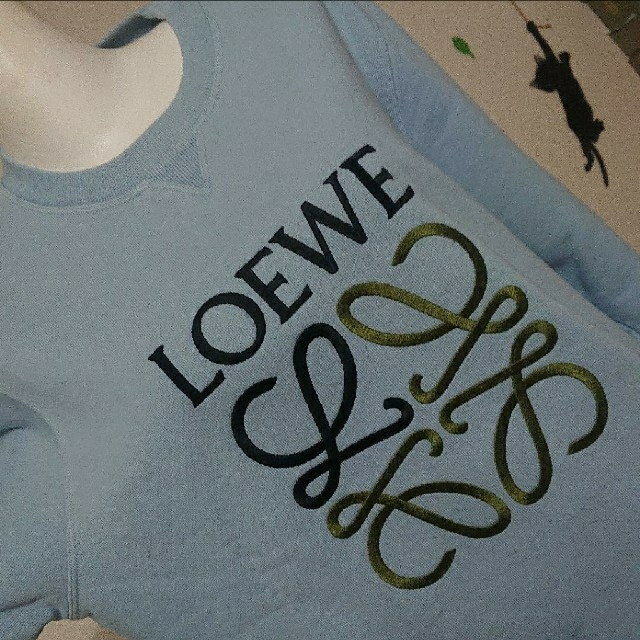 LOEWE(ロエベ)のLOEWE ロエベ 今期 本物 L モノグラム スウェット トレーナー メンズのトップス(スウェット)の商品写真