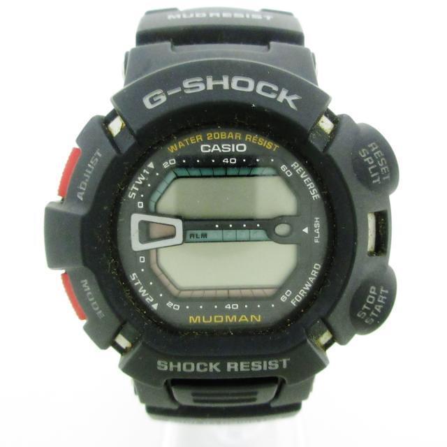 CASIO(カシオ)のカシオ美品  G-SHOCK/MUDMAN(マッドマン) メンズの時計(その他)の商品写真