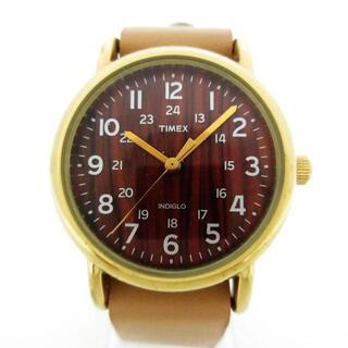 タイメックス(TIMEX)のタイメックス CR1216CELL レディース(腕時計)