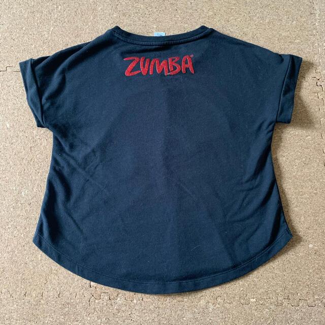 Zumba(ズンバ)のzumba ウェアー トップス スポーツ/アウトドアのスポーツ/アウトドア その他(ダンス/バレエ)の商品写真