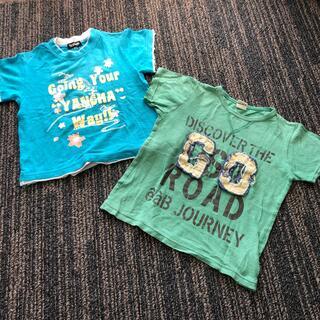 タケオキクチ(TAKEO KIKUCHI)のTシャツ 男の子 110 ・ 120(Tシャツ/カットソー)