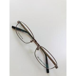 バーバリー(BURBERRY)のバーバリー眼鏡(サングラス/メガネ)