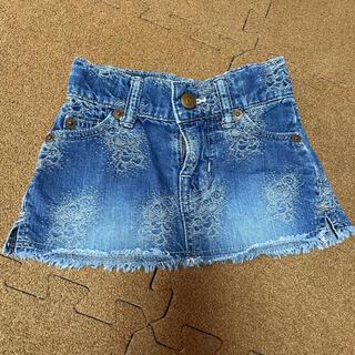 ヒステリックグラマー(HYSTERIC GLAMOUR)のミニスカート(スカート)
