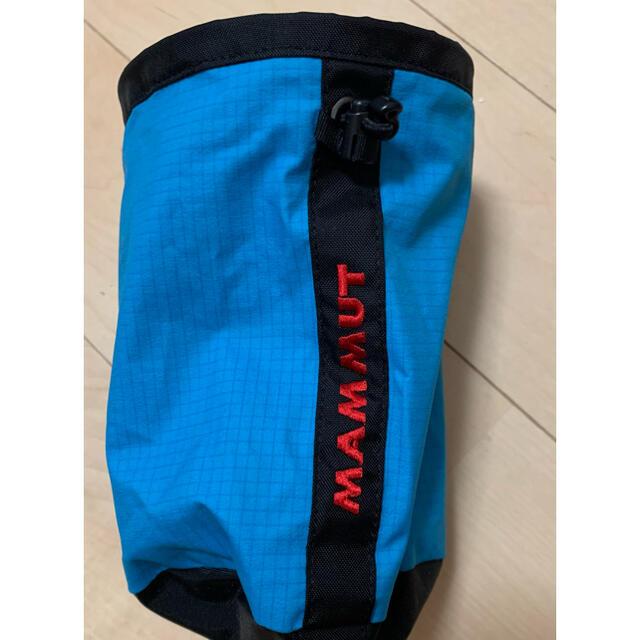 Mammut(マムート)のマムート チョークバッグ クライミング スポーツ/アウトドアのアウトドア(登山用品)の商品写真