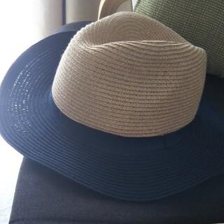グローバルワーク(GLOBAL WORK)のグローバルワーク UVハット帽子 折り畳み可 洗濯可(ハット)