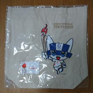 トヨタ(トヨタ)の東京2020オリンピック グッズ(トヨタエコバッグ)(エコバッグ)