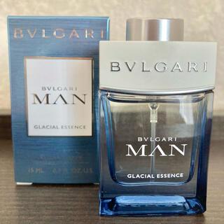 BVLGARI - BVLGARI MAN GLACIAL ESSENCE 15ml
