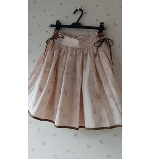 リズリサ(LIZ LISA)のリズリサ★サイドリボンスカート(ミニスカート)
