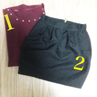 ジーユー(GU)のGU☆激安☆中身がわかる福袋7点入り☆(Tシャツ(長袖/七分))