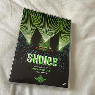 シャイニー(SHINee)のJAPAN ARENA TOUR SHINee WORLD 2013~Boys (ミュージック)