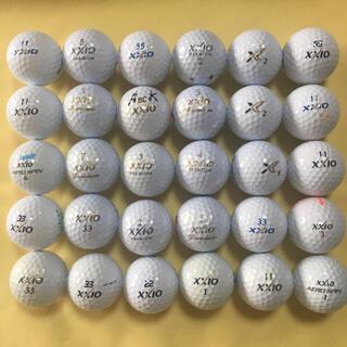 ダンロップ(DUNLOP)のゼクシオゴルフロストボール30球(87)(その他)