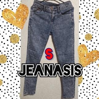 ジーナシス(JEANASIS)の♡値下♡JEANASISデニム 品番JS250422TS 伸びる履きやすい❢(デニム/ジーンズ)