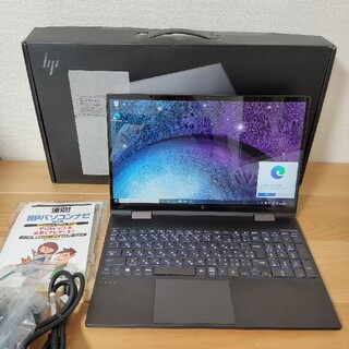 HP - HP ENVY x360 15インチ