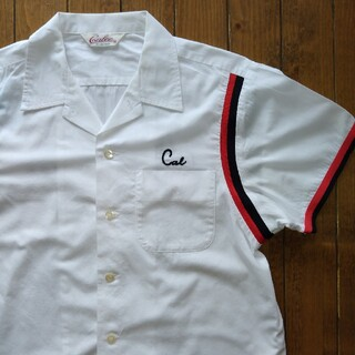 キャリー(CALEE)のCALEE  ボーリングシャツ メンズ(シャツ)