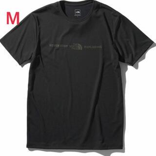 ザノースフェイス(THE NORTH FACE)のノースフェイス  Tシャツ S/SエクスプロラトリーロゴティーNT32083 M(Tシャツ/カットソー(半袖/袖なし))