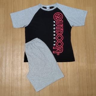 アウトドア(OUTDOOR)のミー様専用   OUTDOOR Boy'sパジャマ セットアップ160①(パジャマ)