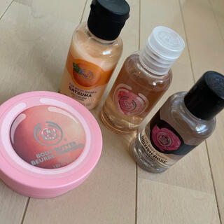 THE BODY SHOP - THE BODY SHOP