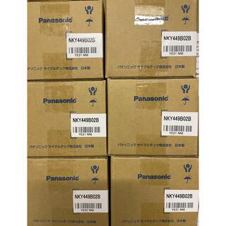 パナソニック(Panasonic)の パナソニックNKY449B02Bリチウムバッテリー8.9Ahの新品(パーツ)