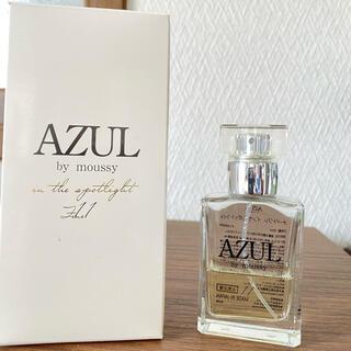 アズールバイマウジー(AZUL by moussy)のAZUL オードトワレ インザスポットライト(香水(女性用))