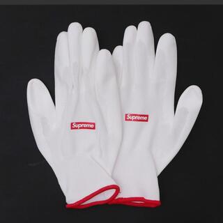 シュプリーム(Supreme)のSUPREME 非売品 RUBBERIZED GLOVES ゴム手袋(手袋)