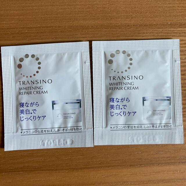 第一三共ヘルスケア(ダイイチサンキョウヘルスケア)のトランシーノ ホワイトニングリペアクリーム コスメ/美容のスキンケア/基礎化粧品(フェイスクリーム)の商品写真