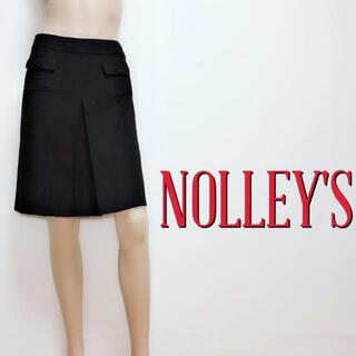 ノーリーズ(NOLLEY'S)のMORE掲載♪ノーリーズ キレカジ ウールプリーツスカート♡イエナ エンフォルド(ひざ丈スカート)